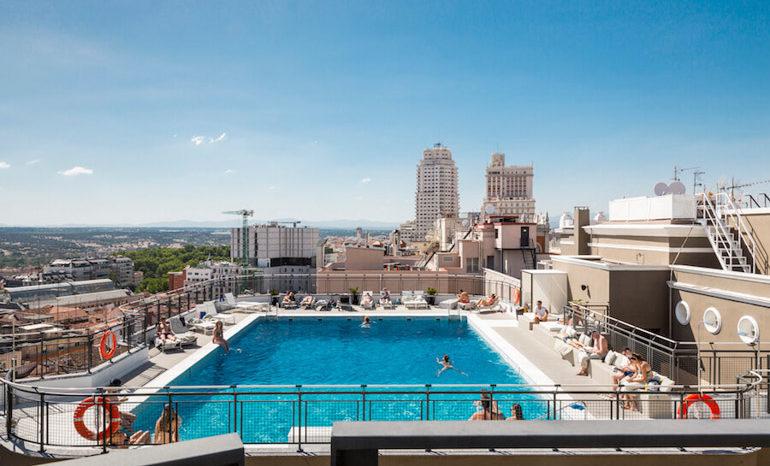 Las mejores terrazas en azoteas de Madrid