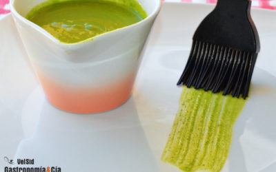 Salsa de perejil, una riquísima salsa verde